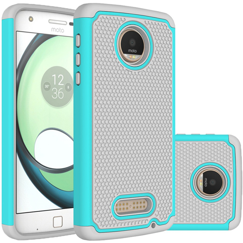 Motorola Moto Z Play TPU Back Cover