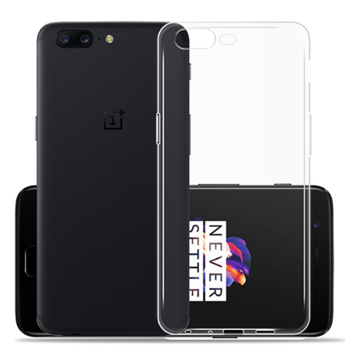 OnePlus 5 Silicone Case
