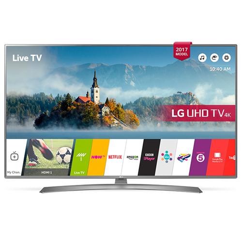 تلویزیون ال جی 49 اینچ فورکی LG Ultra HD TV 49UJ670V