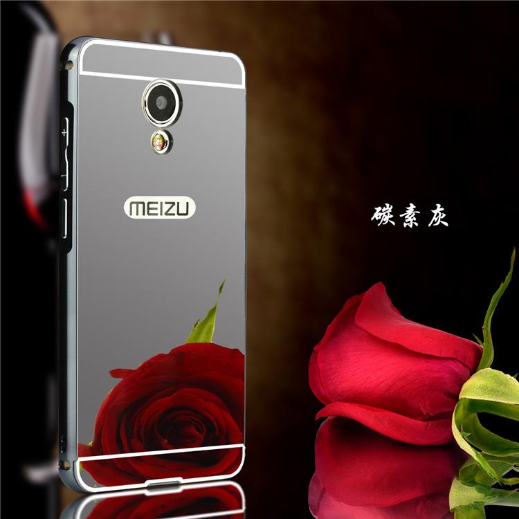Meizu M5 Note Mirror Aluminium Back Cover