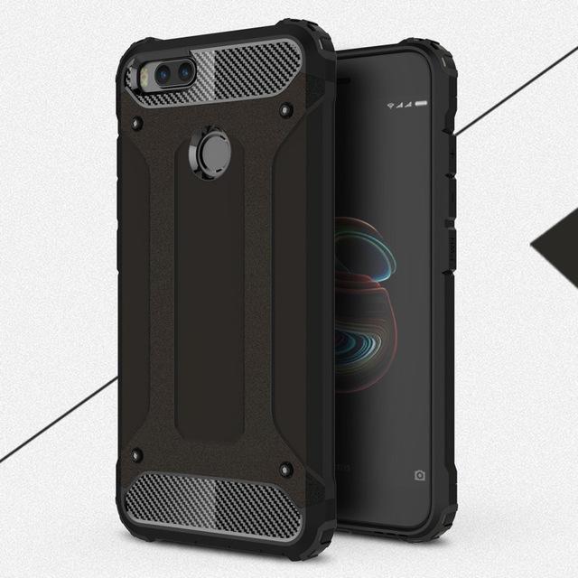 Xiaomi Mi 5X/Mi A1 TPU Back Cover