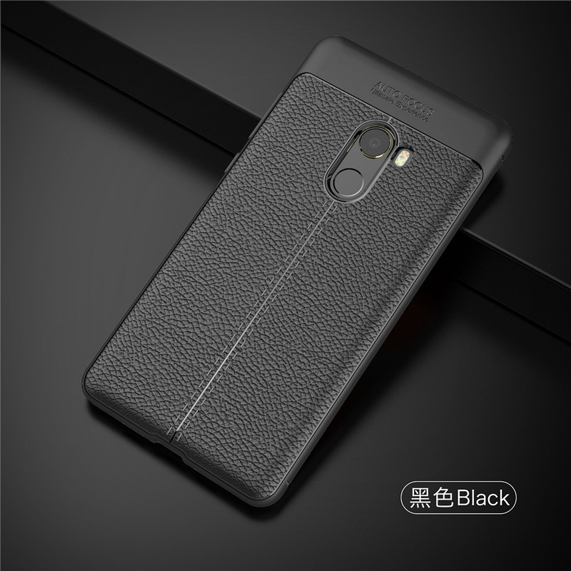 Xiaomi Mi Mix 2 TPU Back Cover