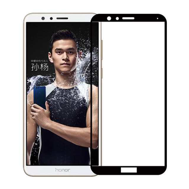 Huawei Honor 7X Full Cover Glass Screen Protector