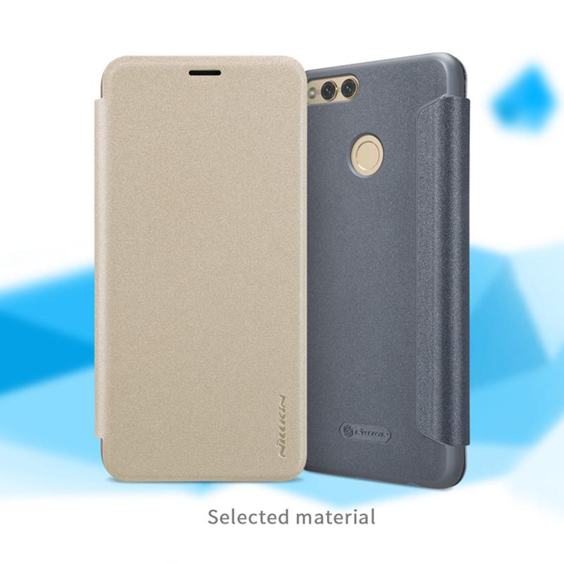 Huawei Honor 7X Nillkin Flip Cover