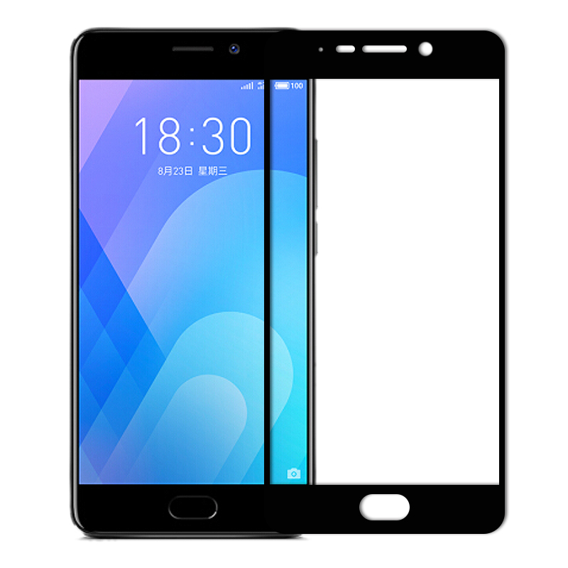 Meizu M6 Note Full Cover Glass Screen Protector