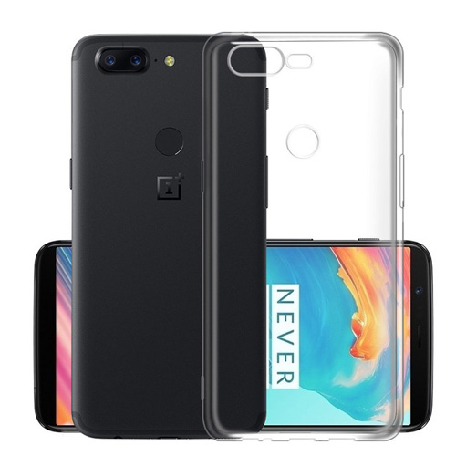 OnePlus 5T Silicone Case