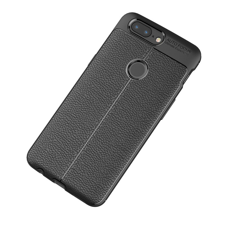 OnePlus 5T TPU Back Cover