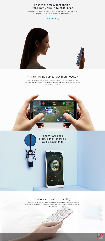 مقایسه، بررسی، خرید و قیمت گوشی ویوو Vivo Y79