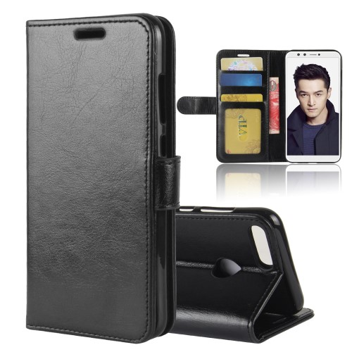 Huawei Honor 9 Lite Leather Flip Cover