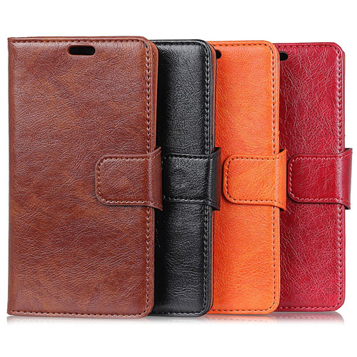 Huawei Honor V10 Leather Flip Cover