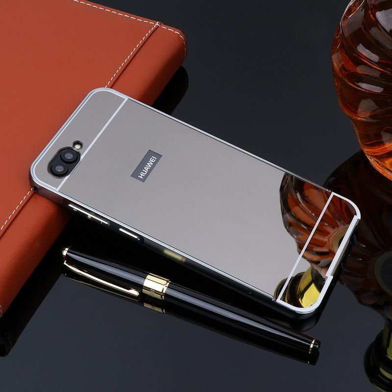 Huawei nova 2s Mirror Aluminium Back Cover
