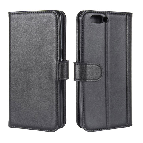 OPPO R11 Leather Flip Cover