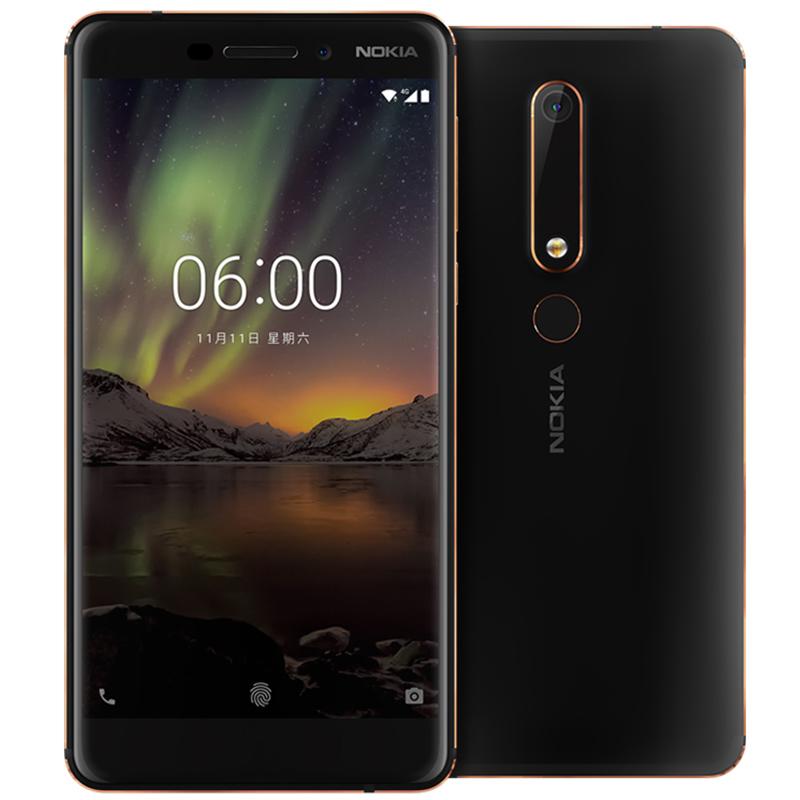 Nokia 6.1 (Nokia 6 2nd Gen)