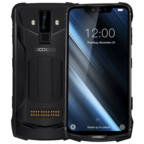 DOOGEE S90 Super Big Edition