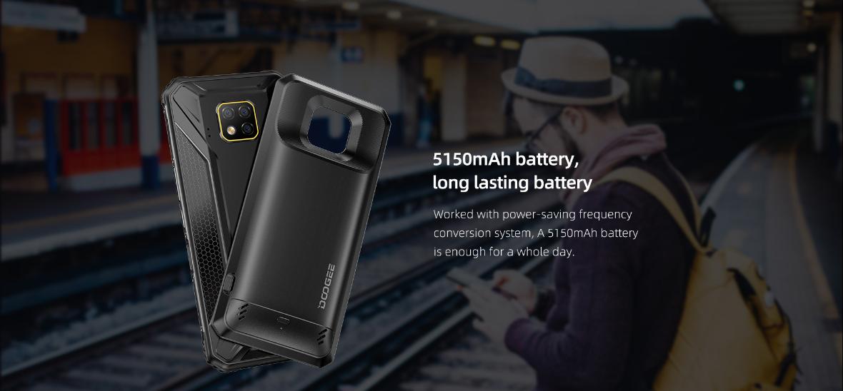 گوشی دوجی S95