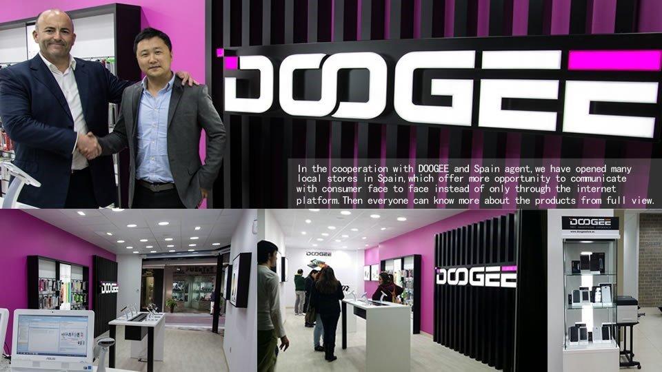 بررسی مشخصات و قیمت بهترین گوشی های دوجی (DOOGEE)