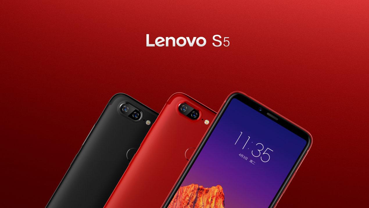 گوشی لنوو S5