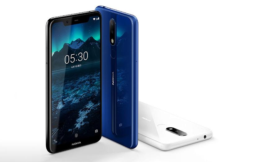 گوشی Nokia X5