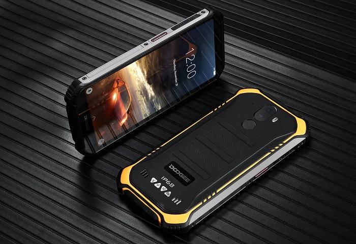گوشی S40 دوجی