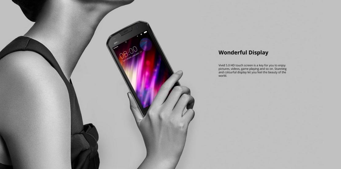 گوشی دوجی S30