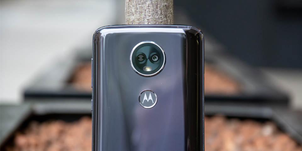 گوشی Motorola moto E5 Plus