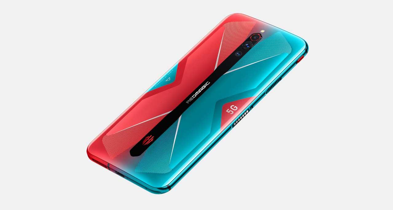 گوشی زد تی ای Nubia Red Magic 5G