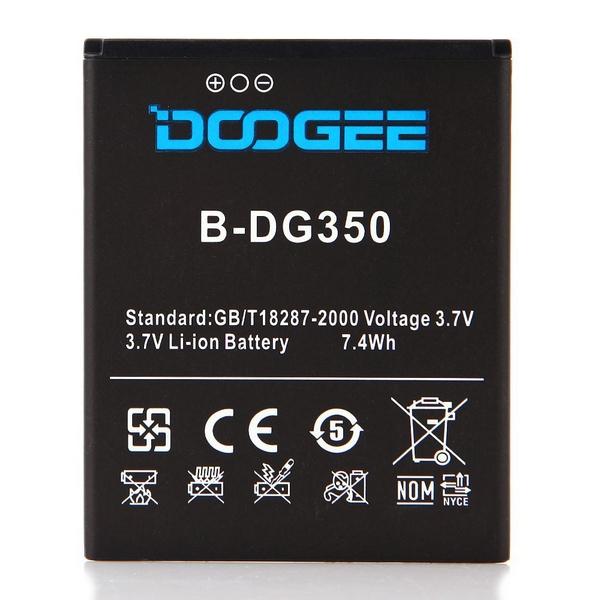 باتری گوشی DOOGEE DG350