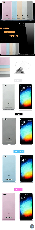 xiaomi mi4i silicon case(4)