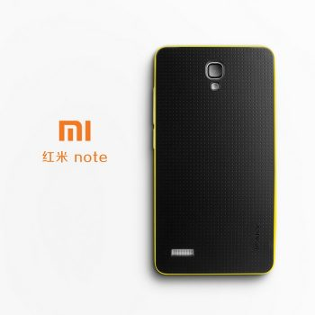 xiaomi redmi note ipaky back cover