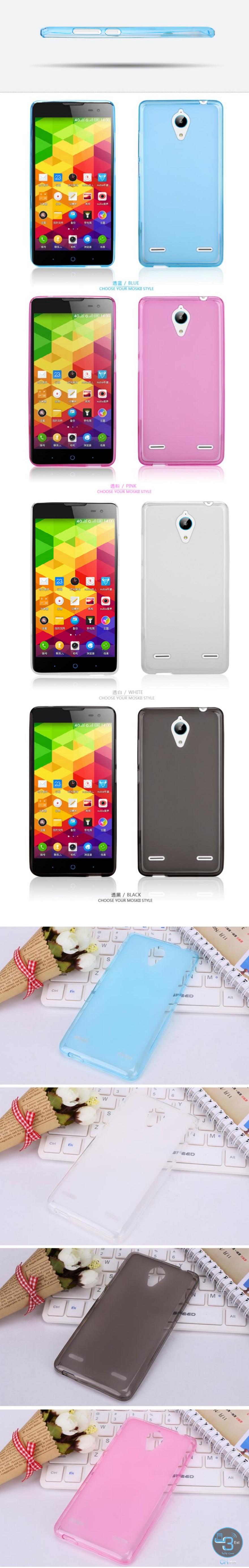zte v5 max silicon case(2)